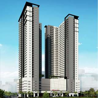 1BR Unit at Avida Towers Turf BGC