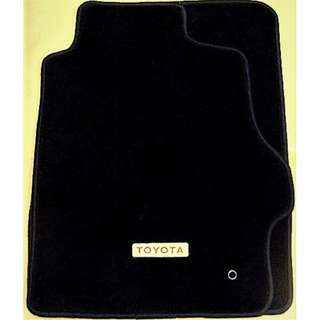 Toyota MRS (ZZW30) car mats.