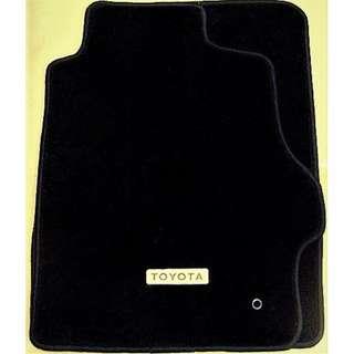 Toyota MRS (ZZW30) car mats.