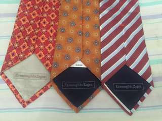 Neckties Made in Italy