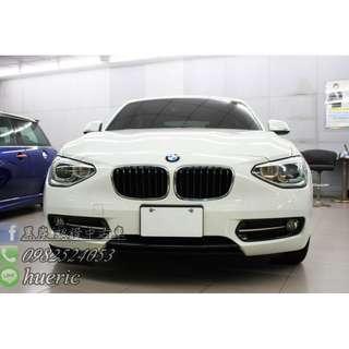 2014  BMW - 116I   只要你有工作  帶雙證件即可辦理  歡迎來電詢問