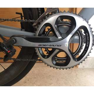 Shimano Dura ace FC-9000 DI2 Group Set (11SP)
