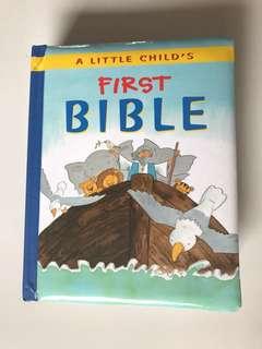 A little child's 1st bible