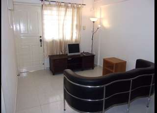 3min to Serangoon MRT(North East / Circle Line). 2 bedrooms apartment full furnished.