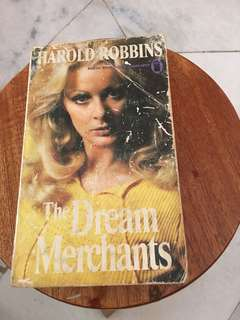The Dream Merchants - Harold Robbins