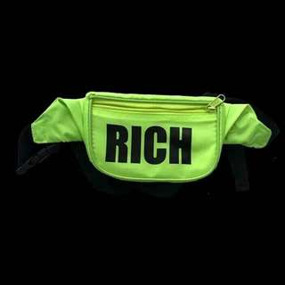 Rich Chigga Fanny Pack #mausupreme