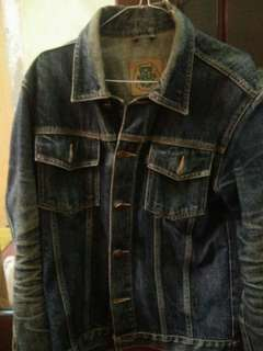 Jaket Jeans Pop Meets Pop