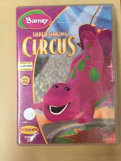 CD Barney Original