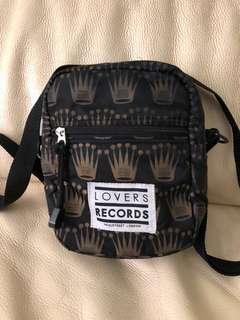 Lovers records 小手袋
