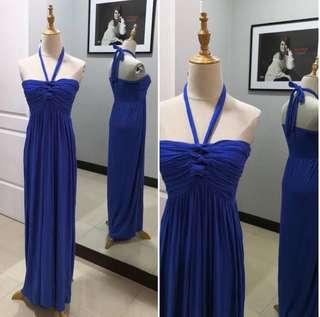 Haltered Maxi Dress