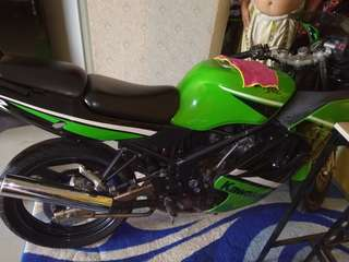 Kawasaki RR 2013