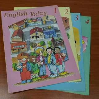 English Teaching Materials