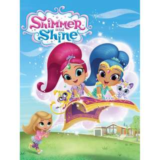 shimmer and shine poster part 2