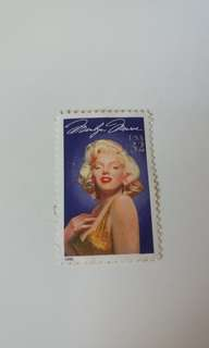 1992 瑪麗蓮夢露郵票