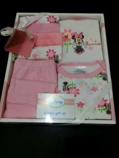 6 pcs. Disney Gift Set