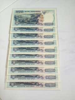 $1000 BANK INDONESIA - 1992