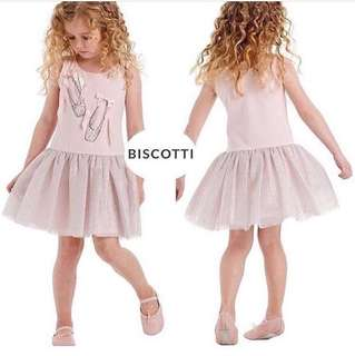 Biscotti party dress
