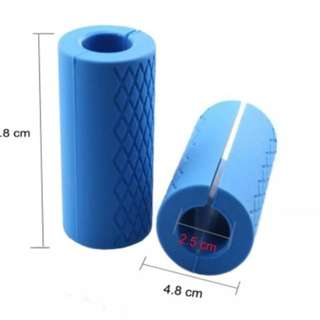 Barbell Fat Grip Support anti slip protect pad
