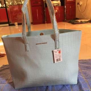 •brandnew• Blue Mango MNG Tote Bag