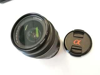 Sony 18/55 Kit Len A mount