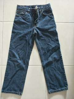 Jeans 12 years boy