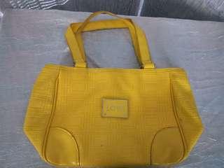 Love Yellow Bag