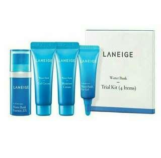 LANEIGE Water Bank Trial Kit 🎀