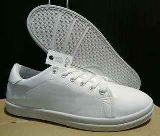 Authentic Bench mens casual sneaker white shoes