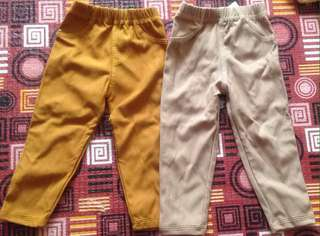 Jegging soft jeans pang