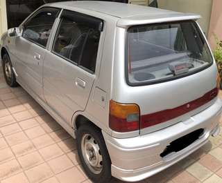 Perodua Kancil 660 for SALE!!