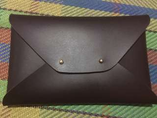 Leather Handmade Clutch