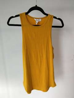 Forever 21 - Mustard Tank Top