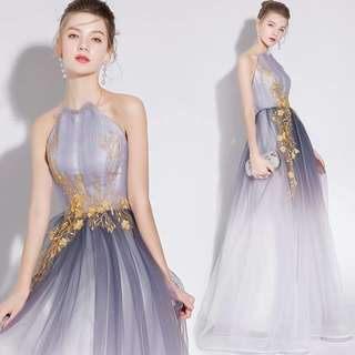 Tulle Dinner Gown