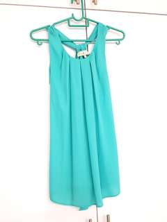 Billy and Blossoms sleeveless top #payday30