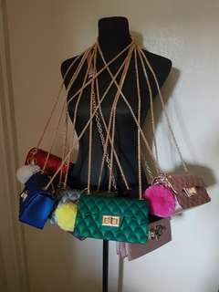 SLING CHAIN BAGS❤