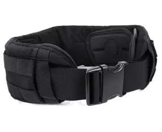 Tactical Molle Belt Black Condura