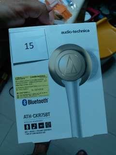 Audio Technica ATH-CKR75BT 藍牙耳機