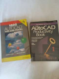 Autocad books bundle