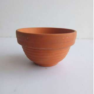 (Sell) Small Brown Stone Vase