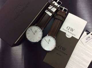 Daniel Wellington Leather