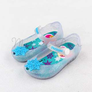 Pre order Jelly scented shoes for girls