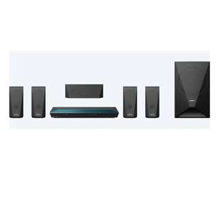Sony Blu-ray Home Theater System with Bluetooth BDV-E3100