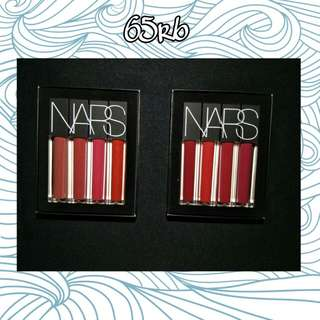 Nars Lip Set 4in1 Kode -9