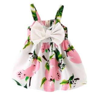 SB 036 Girls Summer Cute Dress