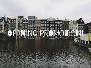 OPENING PROMOTION