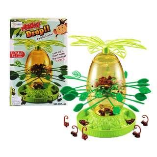 Mainan Anak MONKEY DROP - 007-64