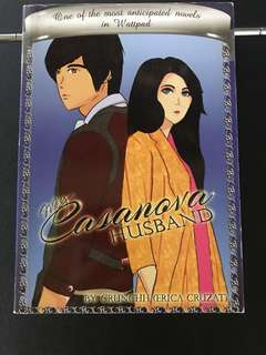 My Casanova Husband by Crunchh/Erica Cruzat (Wattpad book)