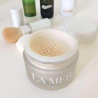 La mer the powder translucent