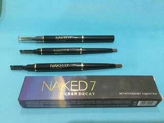 Naked 7 eyebrow