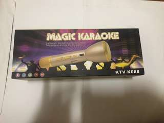 Magic Karaoke Microphone